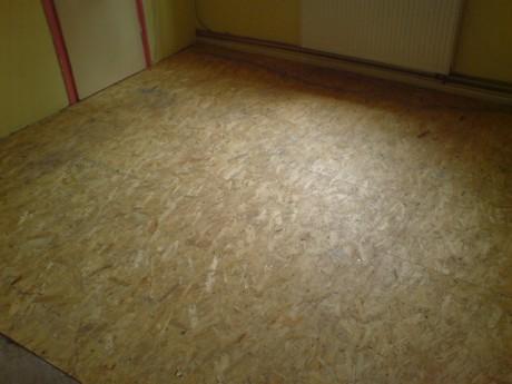 Lino nebo plovoucí podlaha